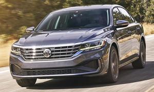VW Passat (2019) USA