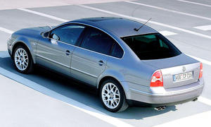 VW Passat W8 (2001)