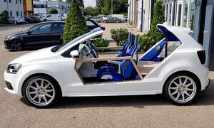 VW Polo GTI Beach Edition