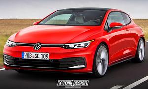 VW Scirocco 4