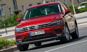 VW Tiguan 1.4 TSI ACT