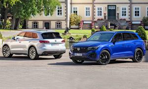 VW Touareg eHybrid & VW Touareg R (2020)