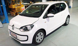 VW Up von JP Performance