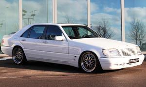 Mercedes 600 SEL AMG 7.2 V12 (W140)