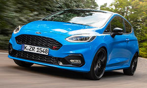 Ford Fiesta ST Edition (2021)
