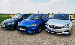 Ford Focus/Opel Astra/VW Golf