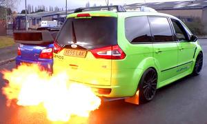 Ford Galaxy von Killer Racing