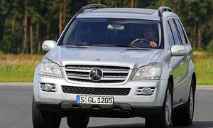 Mercedes GL 320 CDI 4matic