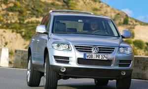 VW Touareg V8 im Test