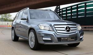 Mercedes GLK Hybrid
