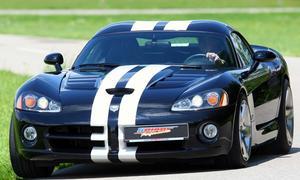 Dodge Viper SRT 10 Coupé im Fahrbericht