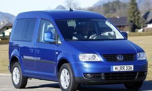 VW Caddy Life 4Motion