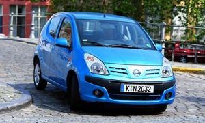 Nissan Pixo 1.0: Frontansicht