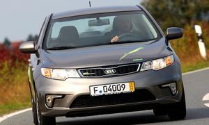 Kia Forte LPI Hybrid: kostet ca. 15.000 Euro (in Korea)