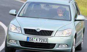Skoda Octavia Combi 1.6 TDI: Der Grundpreis beträgt 20.280 Euro