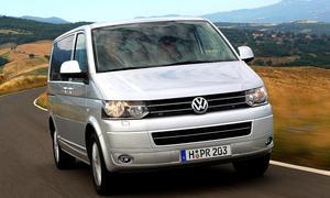 VW T5 Multivan 2.0 BiTDI: frische Optik für das Erfolgsmodell