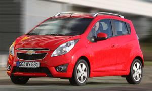 Chevrolet Spark 1.2 - Kleinstwagen ab 12.000 Euro
