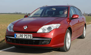 Renault Laguna Grandtour 2.0 dCi - Frontansicht