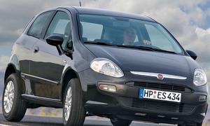 Fiat Punto Evo 1.4 8V - Grande Punto-Nachfolger