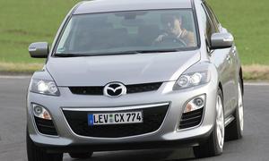 Mazda CX-7 2.2 CD - Frontscheinwerfer