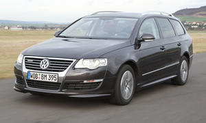 VW Passat Variant BlueMotion - 1,6-Liter-TDI mit 105 PS