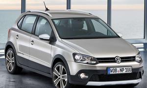 Genfer Autosalon 2010: VW Cross Polo - Ab Ende Mai kommt der Cross Polo zu Kunden und Händlern