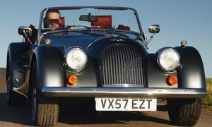 Der große Cabrio-Katalog 2010: Morgan Plus Roadster Cabriolet