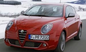 Alfa Romeo MiTo Quadrifoglio Verde 2010 im Fahrbericht
