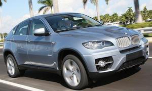 BMW X6 Crossover aus Coupé und SUV