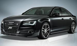 Das CR Leichtmetall-Rad für den neuen ABT Audi A8 AS8