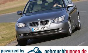 Gebrauchtwagen-Test: BMW 5er E60 Limousine