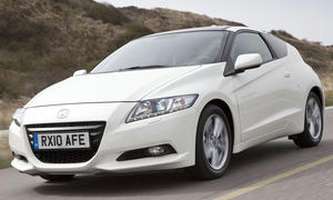 Ab 21.990 Euro steht der neue Honda CR-Z in der Preisliste