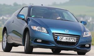 Den Honda CR Z 1.5 IMA gibt es ab 21.990 Euro