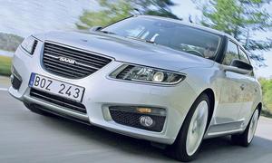 Optisch kann der neue Saab 9-5 an den einst unverwechselbaren Charakter der Marke anknüpfen