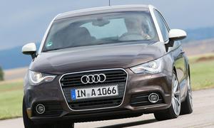 Audi A1 1.6 TDI Frontansicht