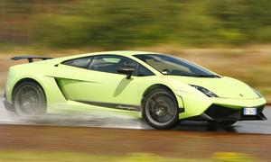 Hinter dem Beinamen Superleggera verbirgt sich der stärkste Lamborghini Gallardo