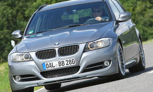 BMW Alpina B3 S Biturbo Touring effizienter Allrounder