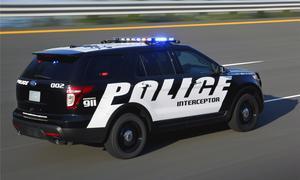 Ford Explorer Police Interceptor Utility 3,6-Liter-V6