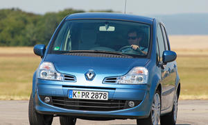 Renault Grand Modus TCe 100 Kompakter Familievan ab 16.000 Euro