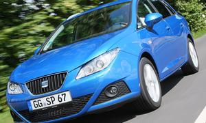 Seat Ibiza ST Sport 1.6 TDI im Test