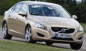 Der Volvo S 60 2.0 T kostet ab 31.750 Euro