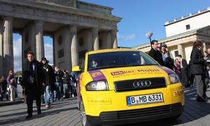 Elektroauto erzielt Reichweitenrekord umgebauter Audi A2 mit Elektroantrieb