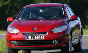 Renault Fluence dCi 110 FAP Front