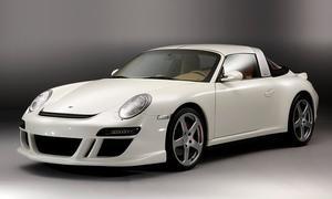Ruf Porsche 911 Roadster auf Basis des 911