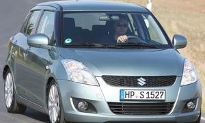 Suzuki Swift 1.2 im Fahrbericht