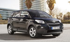 Toyota Urban Cruiser Facelift Mini-SUV