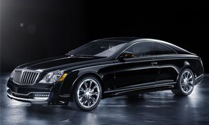 Xenatec Coupe auf Basis des Maybach 57S Front