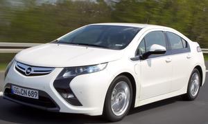 Opel Ampera im Fahrbericht