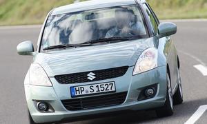 Suzuki Swift 1.2 Front
