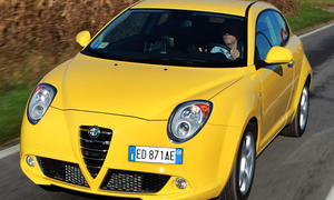 Alfa Romeo MiTo 1.4 TB 16V MultiAir TCT Doppelkupplungsgetriebe